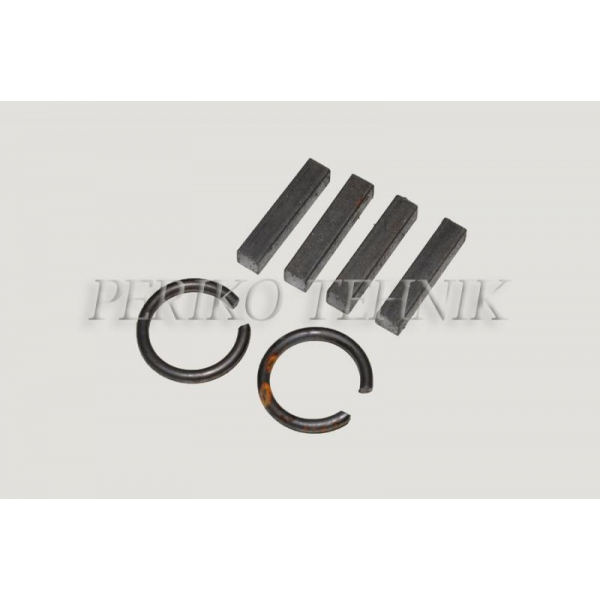 Fixing Set for Clutch Sleeve 25.36.110 (7x6x30) + 7.36.103