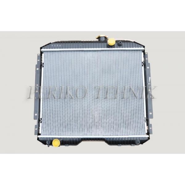 Gaz-53 Coolant Radiator (aluminium, plastic tanks) 1301010-53