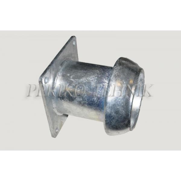 """PERROT pistik 5"""" flants 150x150 mm (pikkus 185 mm)"""