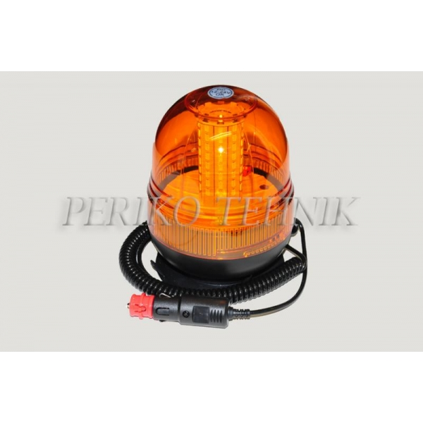 Vilkur LED 12/24V, magnetiga (3 režiimi) (AGH)