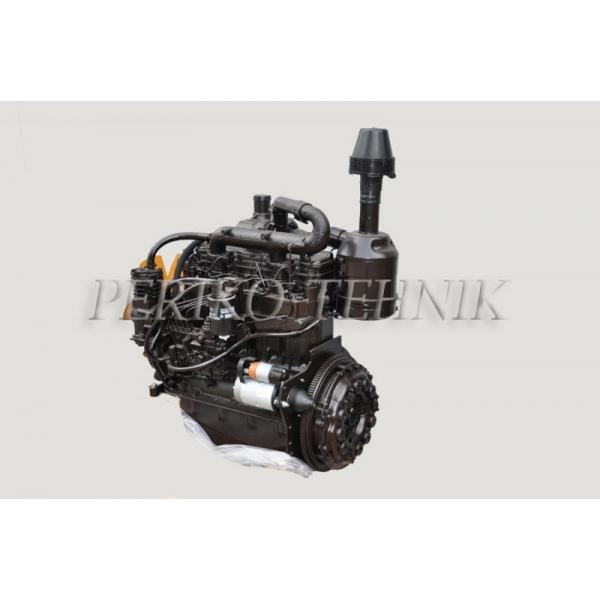 Mootor D245.5-2291 (MTZ-890/892/950/952), eelsoojendusküünaldega