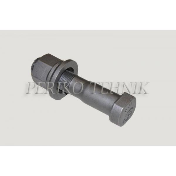 MAZ veoratta polt+mutter, astmega (M22x105 mm) 3104050-54321K
