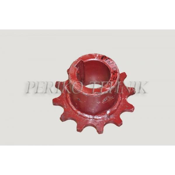 ROU-6 Semiclutch PIN 01.760 (z=12, D=40 mm)