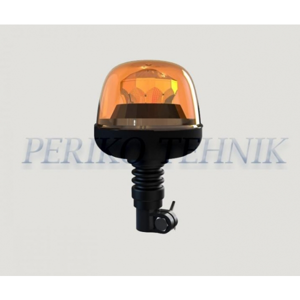 Vilkur LED 12/24V, 22W, painduv, varrele (7 režiimi) (KAMAR)