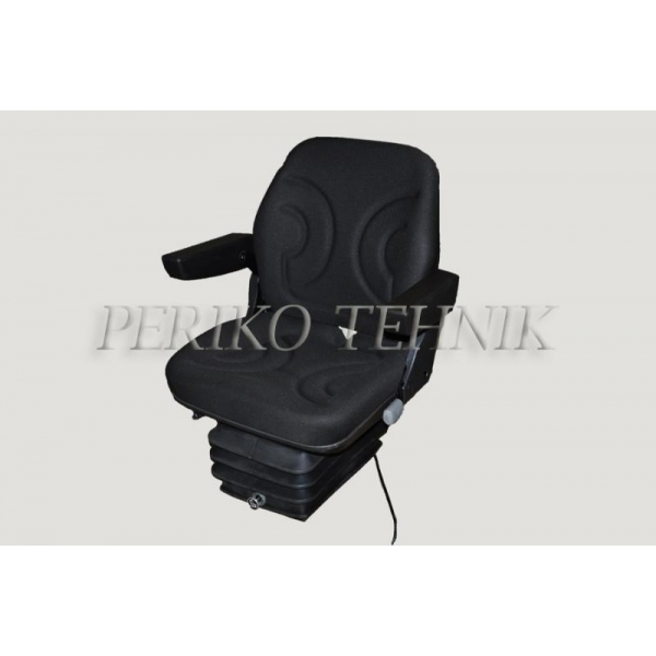 Air Suspensioned Seat STplus TV2 50-130 kg, 12V