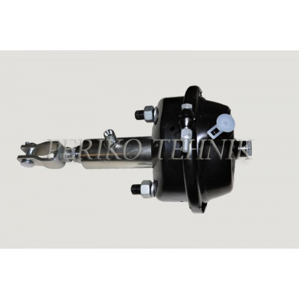 Pidurisilinder T24-30 (hüdro/pneumo), tagastusvedruga