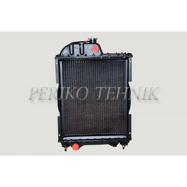 Coolant Radiator, Copper Core, Copper Tanks, 70U-1301010, (Chinease)