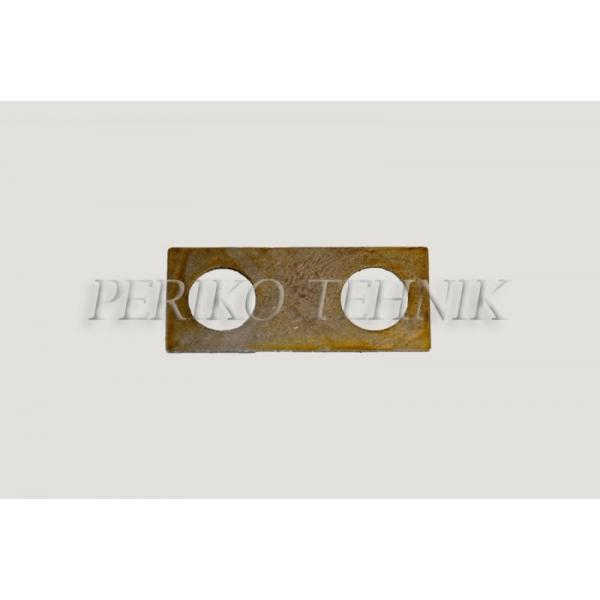 Plaat (stopper, esisild) 72-2308013