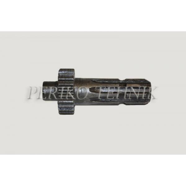 Jõuvõtuvõll 80-4202019B (nuudiga, 8 nuuti), Originaal (BOBRUISK)