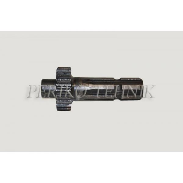 Jõuvõtuvõll 80-4202019B-01 (nuudiga, 6 nuuti), Originaal (BOBRUISK)