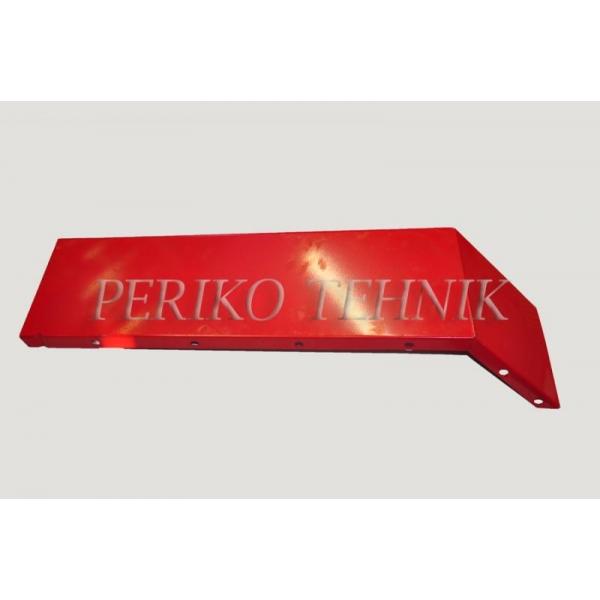 Poritiib 80-8404011-B tagumine vasak punane, Originaal