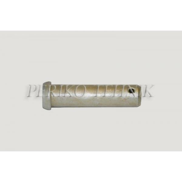 Hüdrosilindri sõrm 85-4605037 (Ø25 mm, pikkus 100 mm), Originaal