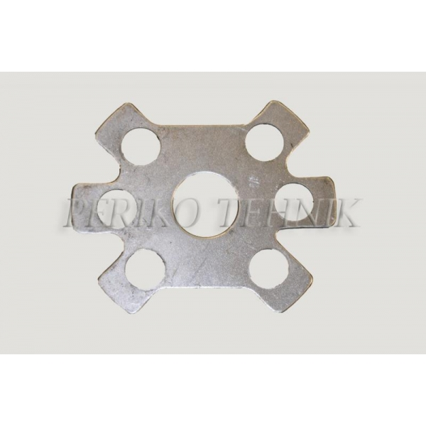 Hooratta poltide stopperplaat D21-1005316, M14