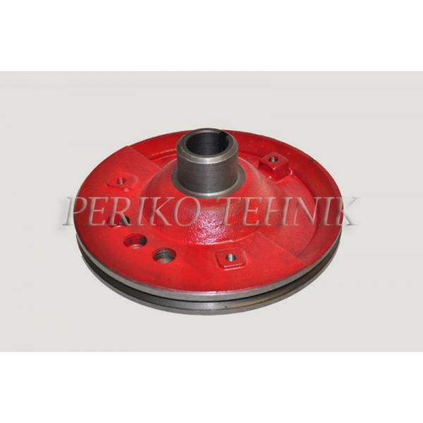 Crankshaft Pulley D21-1308157-A