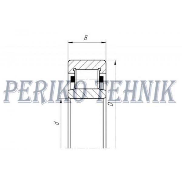 Roller Bearing NU209 E (32209)