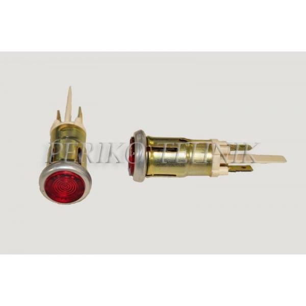 Indicator lamp, red