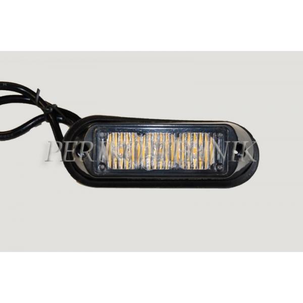 Vilkur LED, 3xLED R65 R10, pinnapealne (KAMAR)