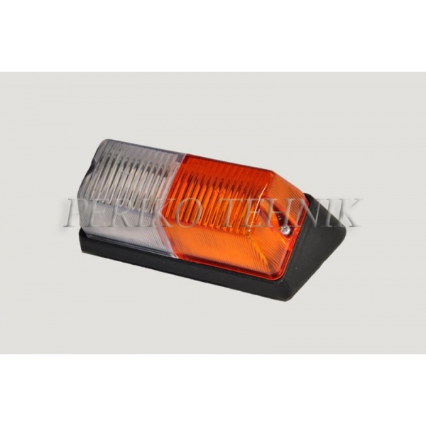 Indicator Lamp FP-204 front (metal housing)