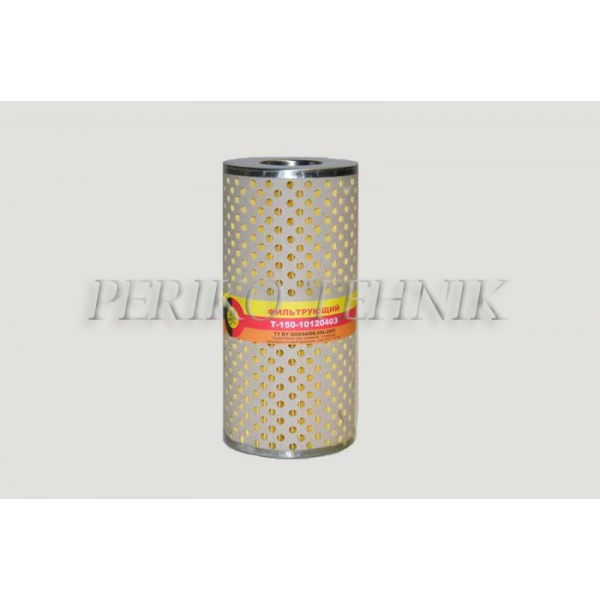 Hüdrofiltri element 636-1-1-06E / T-150-1012040E (T150;T40;T130,MTZ) (43x95x200), Originaal