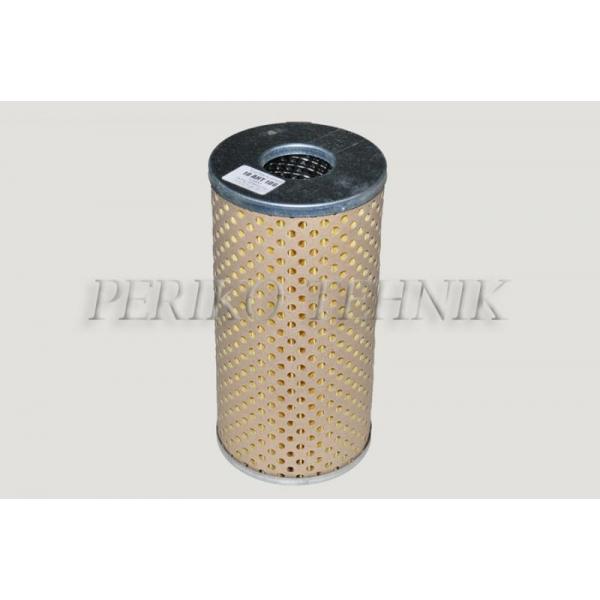 Õlifiltri element 10AHT106 (KAMAZ) (40x100x198 mm)
