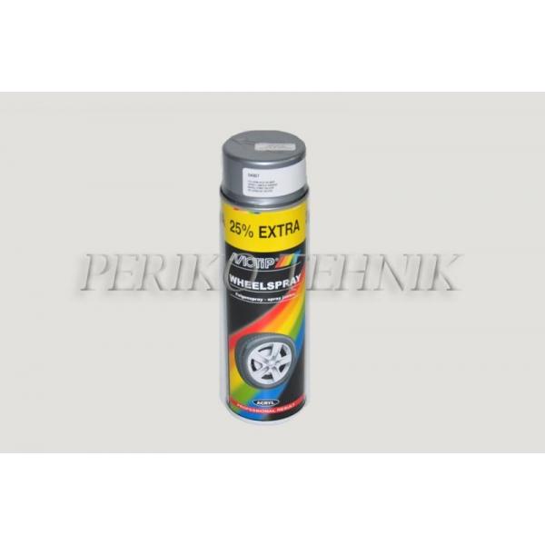 Veljevärv (hõbedane), 500 ml (MOTIP)