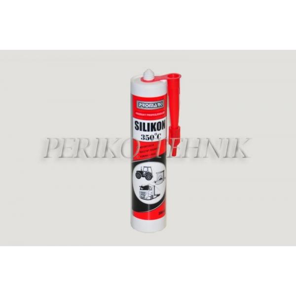 Hermeetik punane, 310 ml (350°C)
