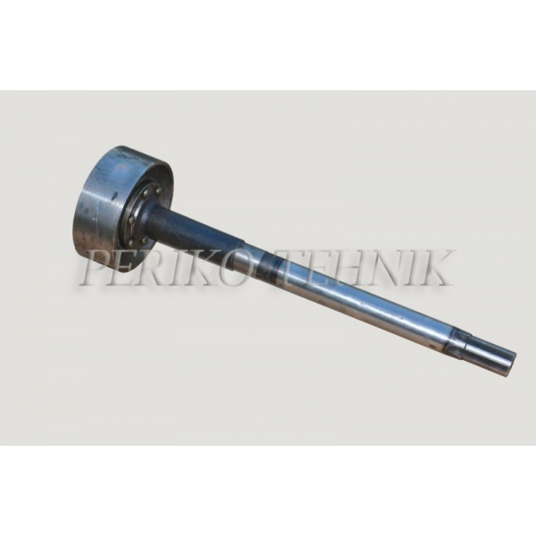 Brake Drum (LH) T25-3502090