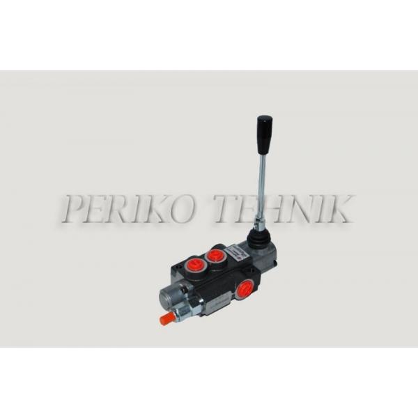 "Hydraulic Valve 40L/min 1-section (A-B 3/8""; P-T 1/2"") (BADESTNOST)"
