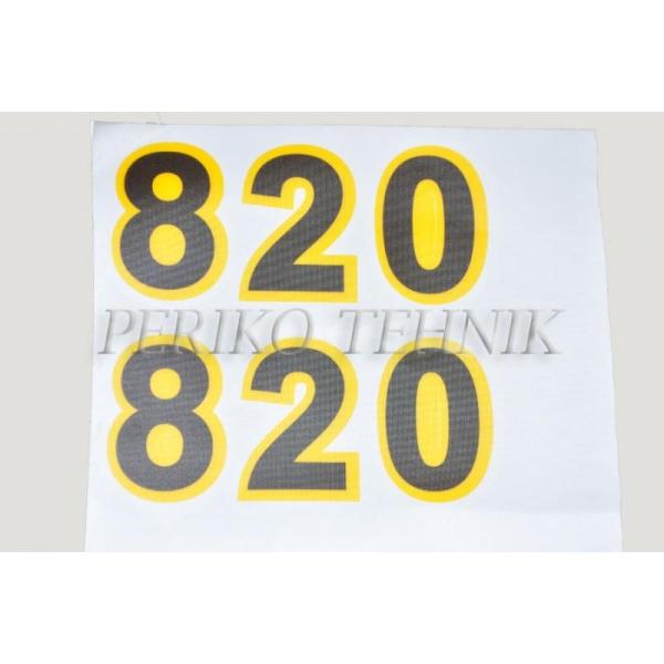Kleebis 820
