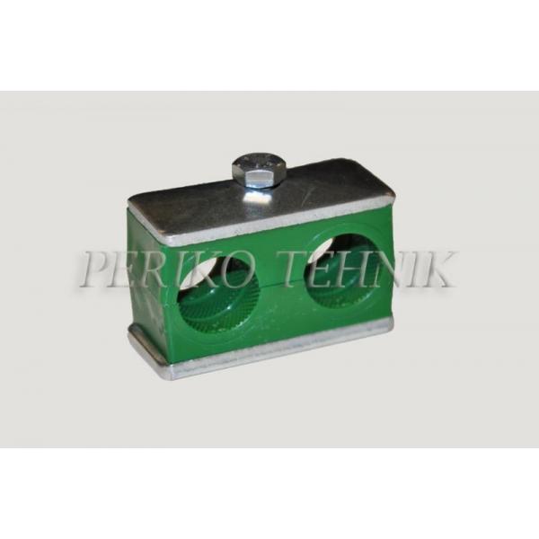 Paarisklamber 15 mm