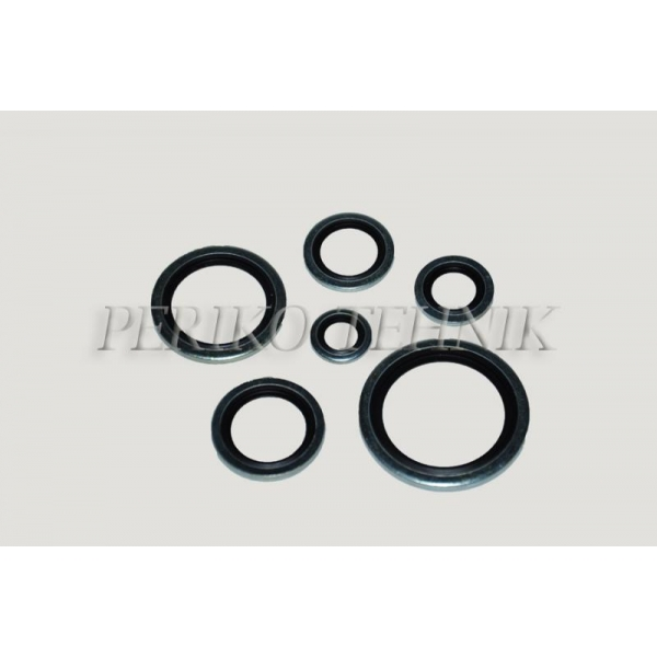 Washer PPM (self-centering) M24