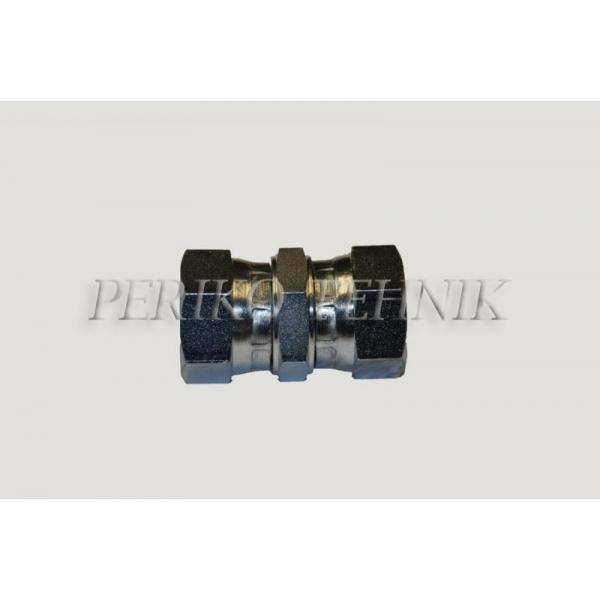 Adapter Metric Swivel Female M20x1,5