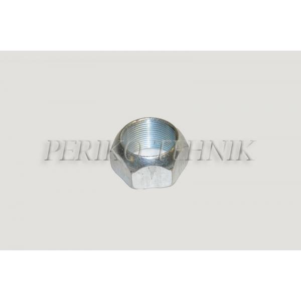 Rear Wheel Nut Gaz-53 (LH), 250717-P29