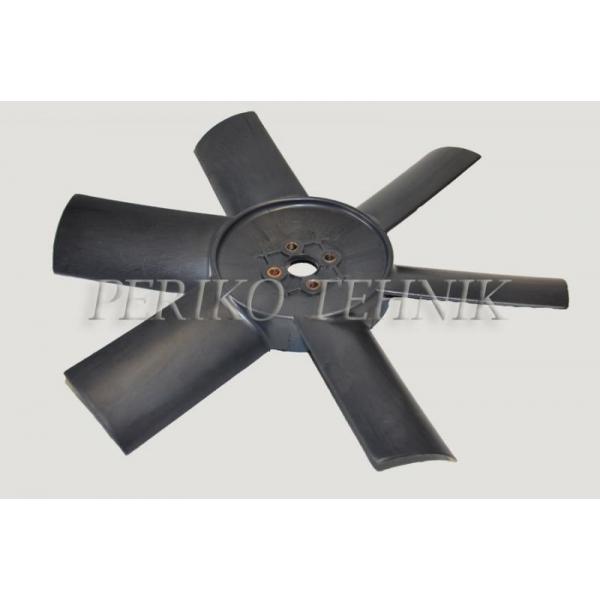 Gaz-53 ventilaatori tiivik, plast 3307-1308010