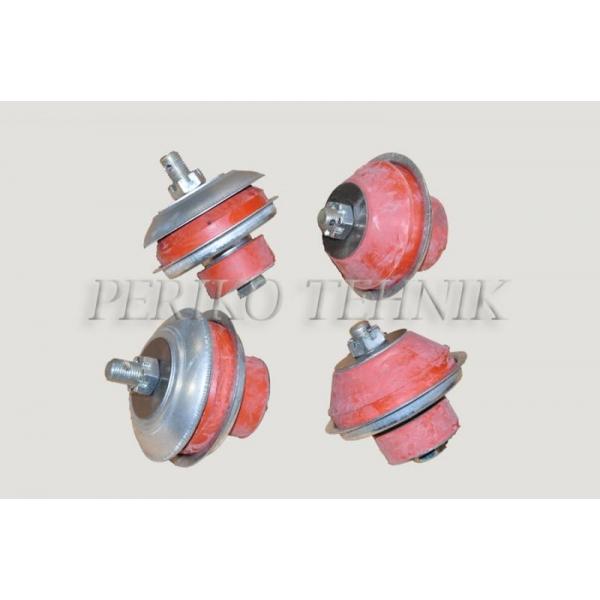 UAZ mootori patjade kompekt (4tk) 1001100-3151