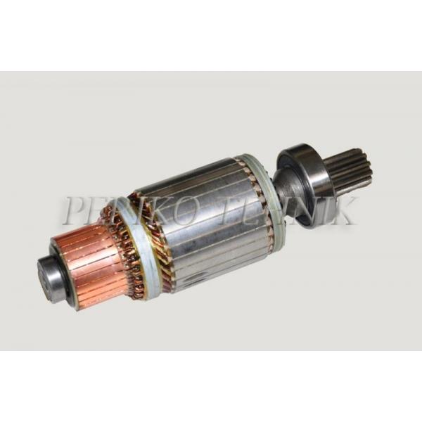 Starteri rootor uuemale reduktoriga starterile (2,8 kW)