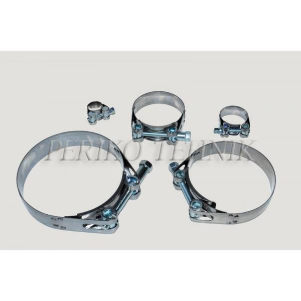 Hose clamp GBSM 213-226 mm W2 (NORMA)