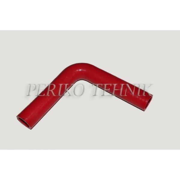 Radiaatori lõdvik (silikoon) d=35 mm, 90°, 150 mm - 150 mm