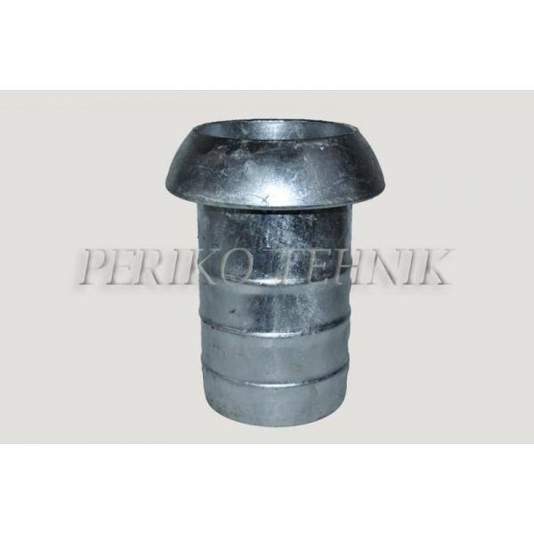 "PERROT pistik 3"" voolik 89mm (3.1/2"")"