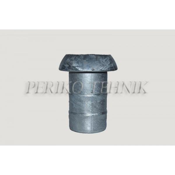 "PERROT pistik 4"" voolik 125mm (5"")"