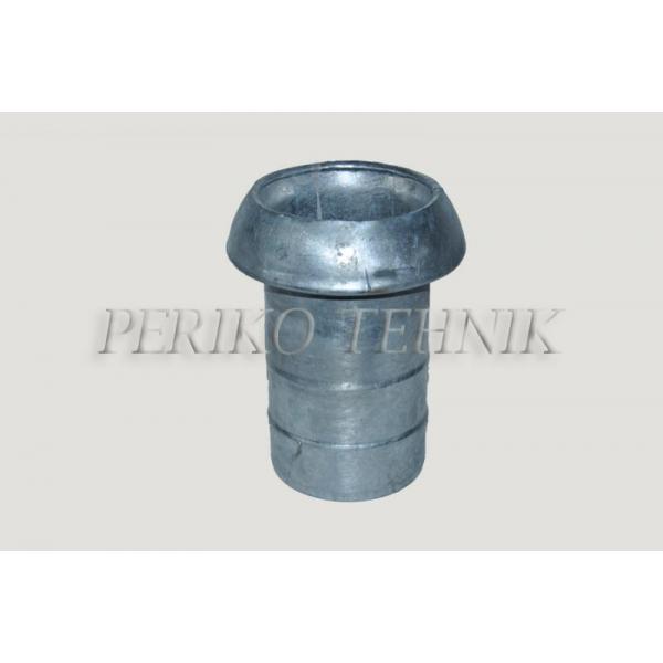 "PERROT pistik 5"" voolik 125mm (5"")"