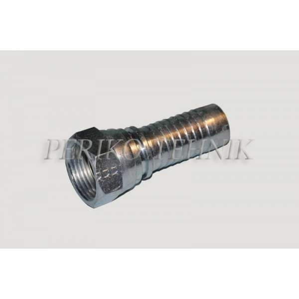 "Straight female fitting BSP 3/4"" - DN20"