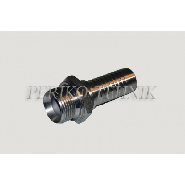 "Straight male fitting BSP 1/2"" - DN06"