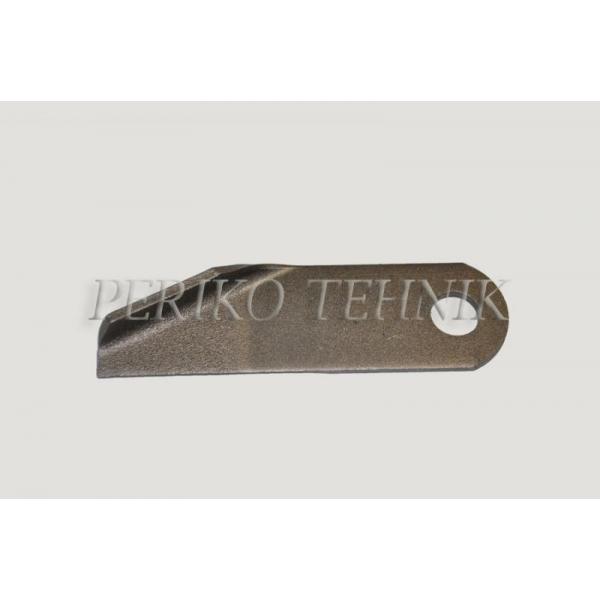 Põhupurusti tuuletera (vasak) d=20 173x50x5 mm, (NH87384918) Originaal
