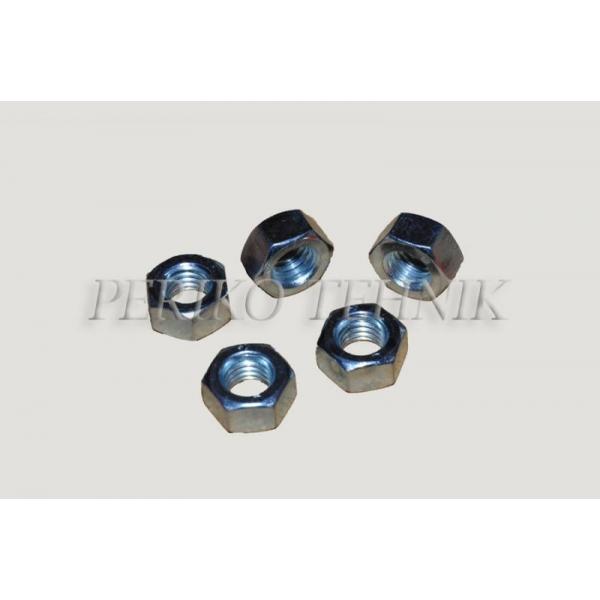 Hexagon nut M16 / Zn DIN934