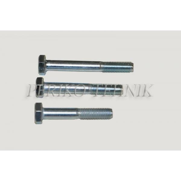 Hexagon head bolt M12x120 / Zn 8.8 DIN931