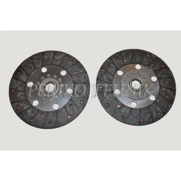 Clutch Disc, black 25.21.025A