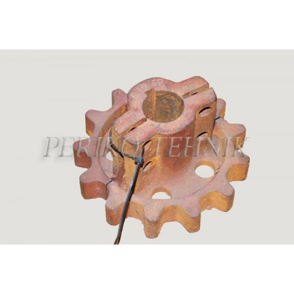 Kartulivõtja tähik rummuga 2 osa 40 mm
