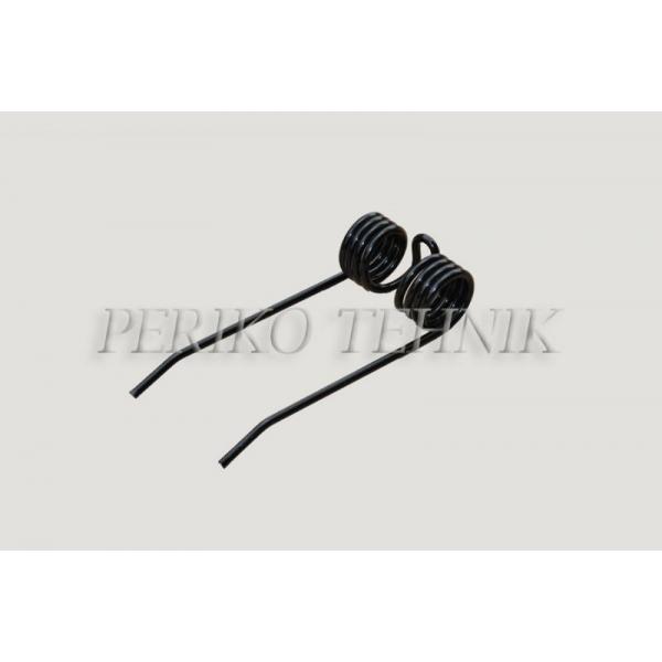 Koguri pii Claas 8214211 (190x74x5mm, ava 30 mm)