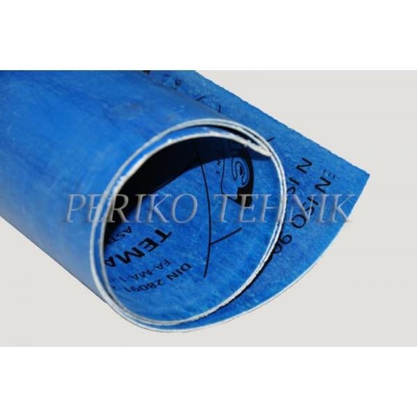 Tihendimaterjal TEMASIL 0,5 mm, 75x75 cm